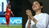 IPL 2018, RCB vs MI: Virat Kohli took brilliant catch of Hardik Pandya, wife Anushka Sharma's reaction is priceless; see video