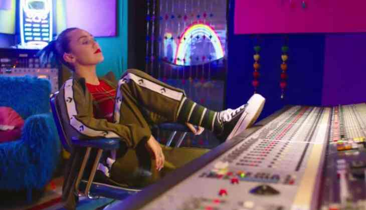 84711ecfc833 Miley Cyrus s Converse Chuck Taylor collection unveils at Nordstrom ...
