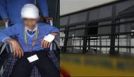 जम्मू कश्मीर में पत्थरबाजों ने स्कूल बस पर किया हमला, कई छात्र घायल