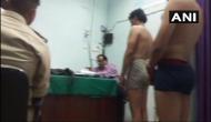 MP Police भर्ती: डॉक्टर ने एक ही कमरे में किया पुरुष और महिला उम्मीदवारों का चेकअप