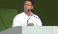 Rahul Gandhi says BJP plans to fill Karnataka assembly with 'jailbirds'