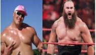 WWE Royal Rumble champion Braun Strowman's baby face pic goes viral as fans fail to recognise on Instagram