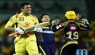 IPL 2018, KKR v CSK: Dinesh Karthik won the toss and chose to field first