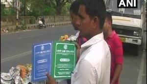Uttarakhand fruit vendor set to become lawyer