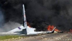 जॉर्जिया: अमेरिका का सैनिक विमान दुर्घटनाग्रस्त, 9 लोगों की मौत