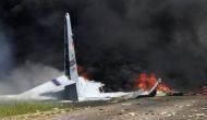 बड़ा हादसा: उड़ान भरते ही क्रैश हुआ प्लेन, 210 यात्रिओं की जान को ख़तरा