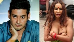 Sri Reddy slams Mahesh Babu after watching Bharat Ane Nenu, says he is an