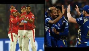 Mumbai Indians meet KXIP for the first time, here are the final playing eleven