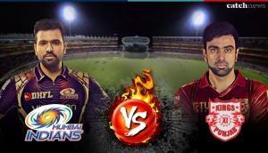 IPL 2018, MI vs KXIP: मुंबई का टॉस जीतकर गेंदबाजी का फैसला. पंजाब में हुई युवी की वापसी