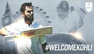 IPL के लिए 17 करोड़ लेने वाले कोहली को काउंटी क्रिकेट खेलने के लिए मिलेगी मामूली फीस