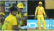 IPL 2018, KKR vs CSK: A fan came to touch MS Dhoni's feet in dugout, teammates reaction was amazing to see; watch video