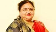 दलित डिनर पर योगी सरकार की मंत्री का बयान- मच्छर काटने के बाद भी जाते है खाना खाने