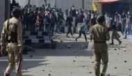 'जम्मू-कश्मीर में पत्थरबाजी के पीछे सुरक्षा एजेंसियों और RSS का हाथ'