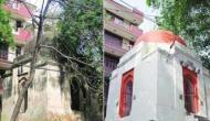 दिल्ली: तुगलकी मकबरे को रातों-रात बना डाला शिव मंदिर