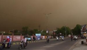 Alert for Rajasthan as more dust storm and thundershowers to return in the state