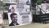 Pakistan-backed Khalistani activists hold anti-India protest outside UN