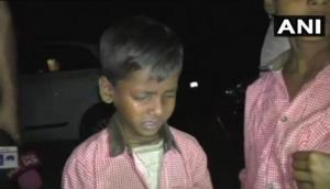 यूपी: मंत्रीजी की देरी से 8 घंटे तक भूख-प्यास से तड़पते रहे स्कूली बच्चे, बर्दाश्त नहीं हुआ तो रो पड़े