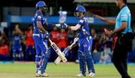 IPL 2018: क्रुणाल पांड्या के विस्फोट से मुंबई की रोमांचक जीत, पंजाब को 6 विकेट से हराया