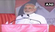इंदिरा गांधी के जमाने से कांग्रेस चुनाव जीतने के लिए गरीबों को बना रही है मूर्ख- PM मोदी