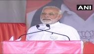 PM Modi says 'No difference between Congress' 'C' and Corruption's 'C''