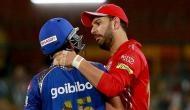 जब मैच हारने के बाद युवराज ने पकड़ा रोहित शर्मा का गला, देखें फोटो