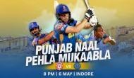 IPL 2018: पंजाब के विजय रथ को रोकने मैदान पर उतरेगी राजस्थान, पहली बार होंगी आमने-सामने