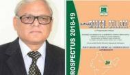 RJD सांसद के मेडिकल कॉलेज में भारत के नक्शे से 'कश्मीर' गायब, BJP बोली- देश तोड़ने की कोशिश