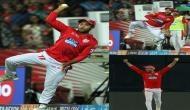 IPL 2018 : मयंक अग्रवाल-मनोज तिवारी ने पकड़ा हैरतअंगेज़ कैच, देखें वीडियो