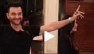 Video: सोनम की शादी से पहले चाचा संजय कपूर ने किया भांगड़ा