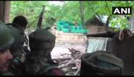 Video: शोपियां के SSP कहते रहे रोक दो फायरिंग, आतंकी तड़तड़ाते रहे गोलियां