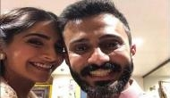 Veere Di Wedding actress Sonam Kapoor Mehendi ceremony picture goes viral; meet the fashionable bride of B-town