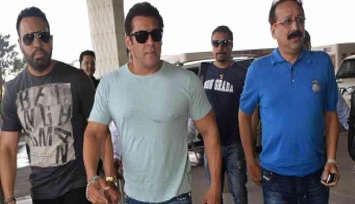 Salman Khan reaches Jodhpur for hearing on sentence suspension