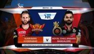 IPL 2018, SRH vs RCB: बेंगलुरु का टॉस जीतकर गेंदबाजी का फैसला, कोहली के सामने है ये चुनौती