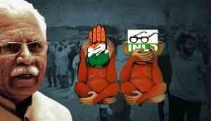 Khattar targets Namaaz: Congress & INLD silence helped CM set the agenda