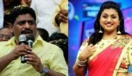 टीडीपी नेता ने महिला विधायक को बताया 'ब्लू फिल्म' एक्ट्रेस