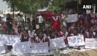 Allahabad school, college students protest over liquor shops in vicinity