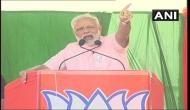 बोले PM मोदी-  तीन तलाक बिल पास नहीं होने देने वाली कांग्रेस करती है महिला सशक्तिकरण की बात