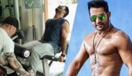 Jr.NTR sheds 20 kgs for his Rs. 300 crore film with SS Rajamouli and Ram Charan