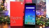 2200 रुपये के कैशबैक के साथ Redmi 5A एक बार फिर हुआ फ्लैश सेल के लिए उपलब्ध