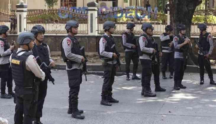 Riot Breaks Out at Brimob Prison Near Jakarta