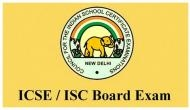 ICSE, ISC Board Exam Date Sheet 2021: CISCE to release official schedule for Class 10, 12 board exams; deets inside