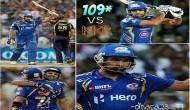 IPL 2018: रोहित शर्मा ने ढहाया सुरेश रैना का ये किला, बन गए सबसे ज्यादा रन बनाने वाले बल्लेबाज