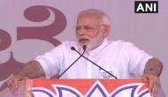 कर्नाटक चुनाव: पीएम मोदी का कांग्रेस पर हमला, बोले मैडम के पास था मनमोहन सिंह का रिमोट