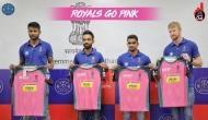 IPL 11: जानिए क्यों राजस्थान रॉयल्स चेन्नई सुपरकिंग्स के खिलाफ गुलाबी जर्सी में खेलेगी मैच