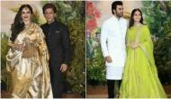 Sonam Kapoor wedding reception: From Shah Rukh Khan to Salman Khan, Bollywood stars who attended the wedding of the year