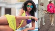 """American director Matt Alonzo confirms his relationship with Nargis Fakhri by """"grabbing her booty"""", pic goes viral"""