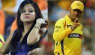IPL 11: एमएस धोनी ने बताया अपने पहले क्रश का नाम, कहा- पत्नी साक्षी को ना बताएं, देखें वीडियो