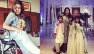 सोनम की शादी के लिए डांस कोरियोग्राफ कर रहीं थीं फराह खान, टूट गया पैर