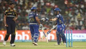 IPL 2018, MI vs KKR: ईशान किशन की रिकॉर्ड पारी के दम पर मुृंबई ने खड़ा किया 210 रनों का विशाल स्कोर