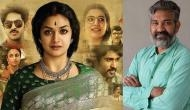 Keerthy Suresh's acting brought legendary actress Savitri garu back to life, I'm a fan of Dulquer now, says SS Rajamouli after watching Mahanati